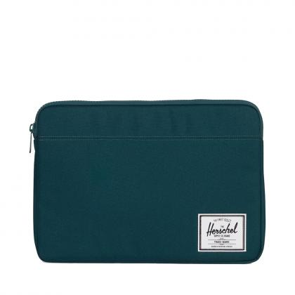Herschel Anchor 12 600D Poly Zöld Unisex Tablet tok