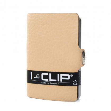 I-clip Pilot Bézs Kártyatartó