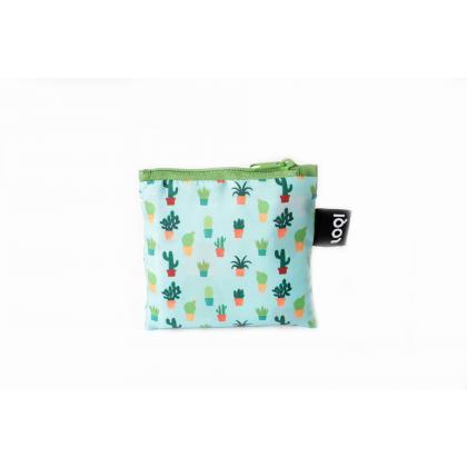 Loqi Cactus Shopper Multicolor Unisex Bevásárlótáska