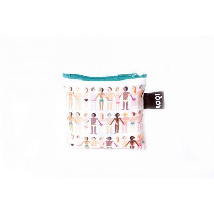 Loqi Sexy Shopper Multicolor Unisex Bevásárlótáska