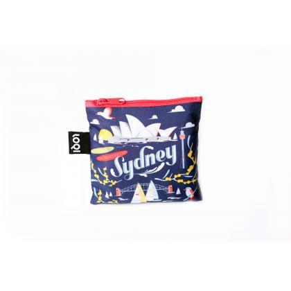 Loqi Sidney Shopper Multicolor Unisex Bevásárlótáska