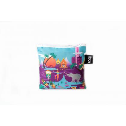 Loqi Thailand Multicolor Unisex Bevásárlótáska