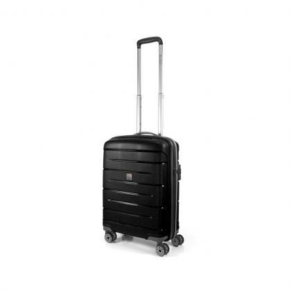 MODO Roncato Starlight S Fekete Kabinbőrönd