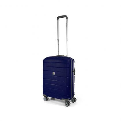 MODO Roncato Starlight S Kék Kabinbőrönd