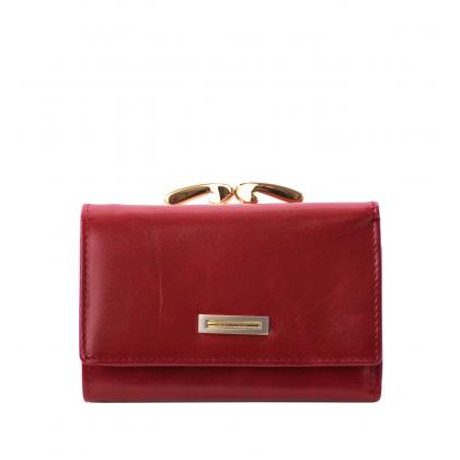 Prestige Prf46001 Piros Női Bőr Pénztárca