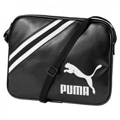 Puma Archive Small Fekete Oldaltáska