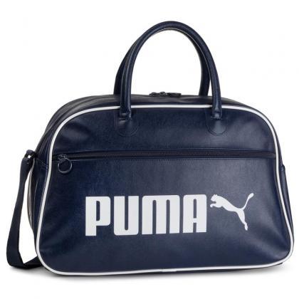 Puma Campus Grip Retro Sötétkék Sport és utazótáska