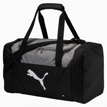 Puma Fundamentals Sports S Fekete Sport és Utazótáska
