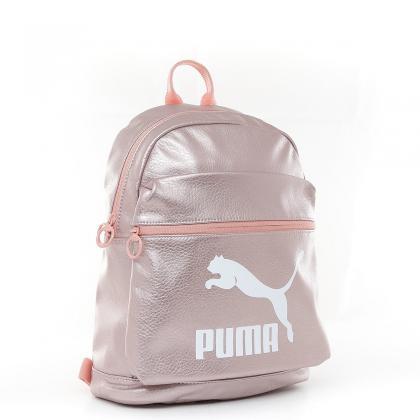 Puma Prime Metallic Csillogós Púder Női Hátizsák