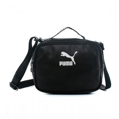 Puma Primi Mini Reporter Fekete Oldaltáska