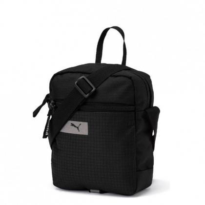 Puma Vibe Portable Fekete Férfi Oldaltáska