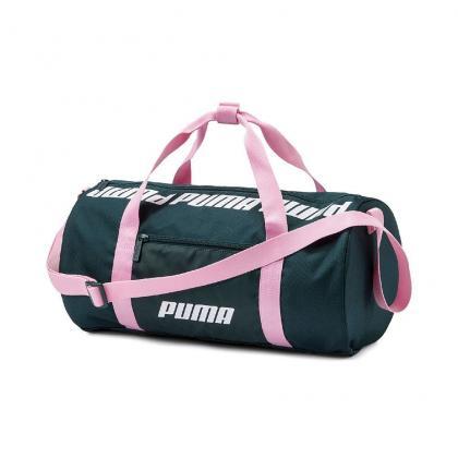Puma WMN Core Barrel S Sötétzöld Női Sport és utazótáska