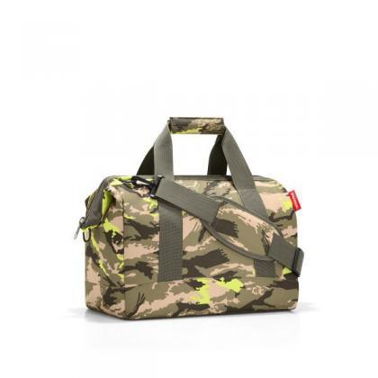 Reisenthel Allrounder M camouflage Terepmintás Unisex Utazótáska