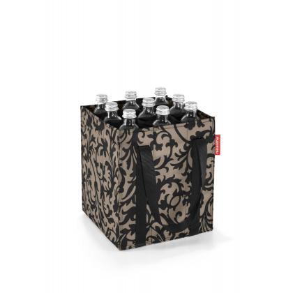 Reisenthel Bottlebag Barokk Szürke Üvegtartó Táska