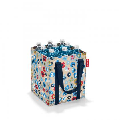 Reisenthel Bottlebag Millefleurs Bézs Női Bevásárlótáska