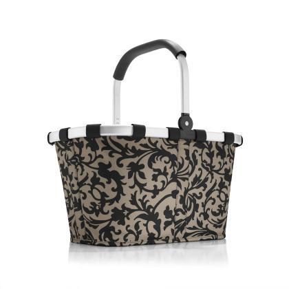Reisenthel Carrybag barokk  Szürke Unisex Bevásárlókosár