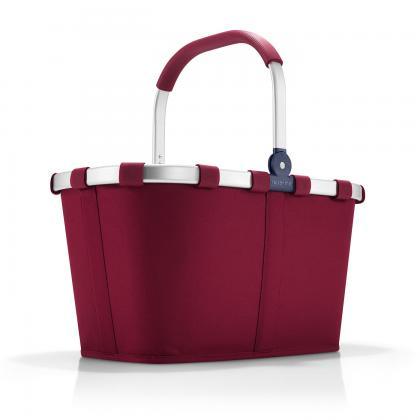 Reisenthel Carrybag Dark Ruby Bordó Bevásárlókosár