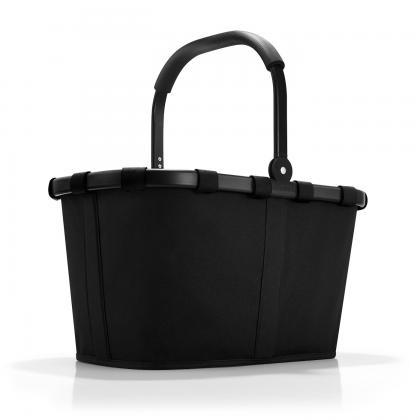 Reisenthel Carrybag Frame Fekete Női Bevásárlókosár