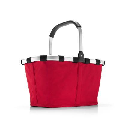 Reisenthel Carrybag Piros Unisex Bevásárlókosár