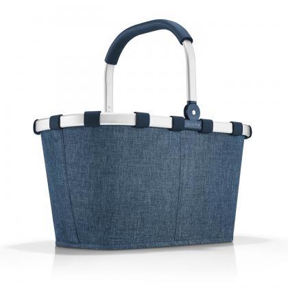 Reisenthel Carrybag Twist Blue Farmerkék Bevásárlókosár