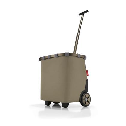 Reisenthel Carrycruiser Olive Green Bevásárlókocsi