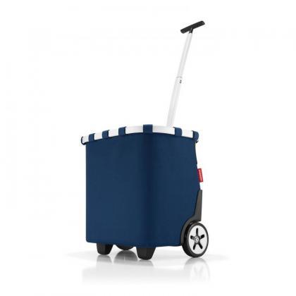 Reisenthel Carry Cruiser Sötét kék Unisex Bevásárlókocsi