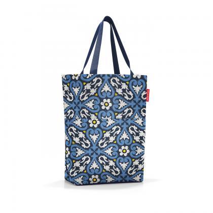 Reisenthel Cityshopper 2 Floral 1 Kék Női Válltáska