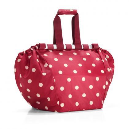 Reisenthel Easyshoppingbag Piros Pöttyös Női Bevásárlótáska