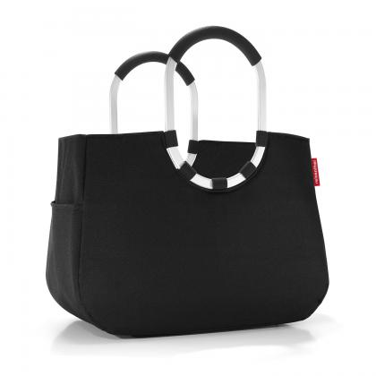 Reisenthel Loopshopper L Fekete Női Bevásárlótáska