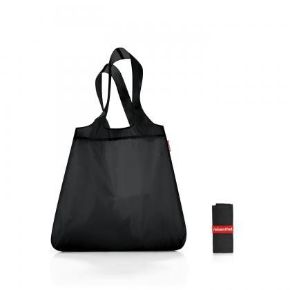 Reisenthel Mini Maxi Shopper Fekete Bevásárlótáska