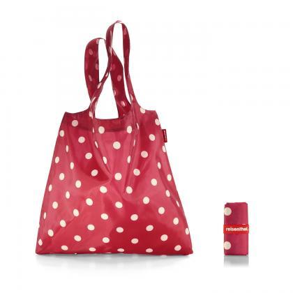 Reisenthel Mini maxi Shopper  Piros Unisex Bevásárlótáska