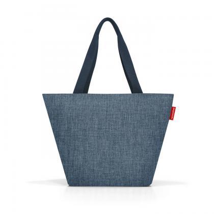 Reisenthel Shopper M Twist Blue Kék Női Válltáska