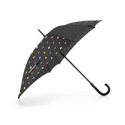 Reisenthel Umbrella Pöttyös Fekete Női Esernyő
