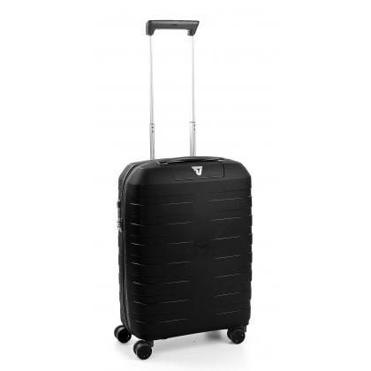 Roncato Box 2.0 Fekete 4 Kerekes Kabinbőrönd