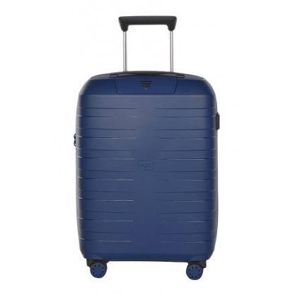 Roncato Box 2.0  Kék Unisex Kabinbőrönd