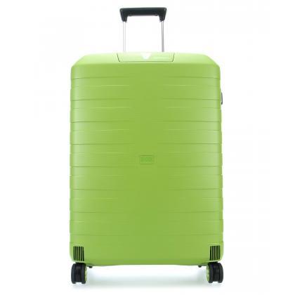 Roncato Box 2.0 Zöld Unisex Keményfedeles bőrönd