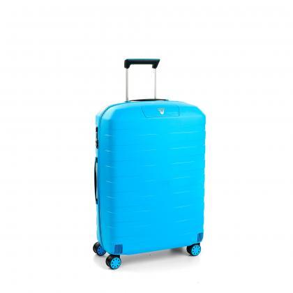 Roncato Box 2.0 Világoskék 4 Kerekes Kabinbőrönd