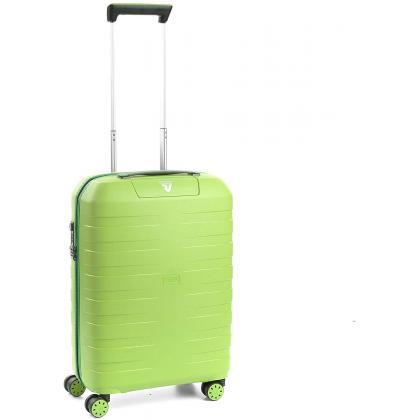 Roncato Box 2.0 Zöld Unisex Kabinbőrönd