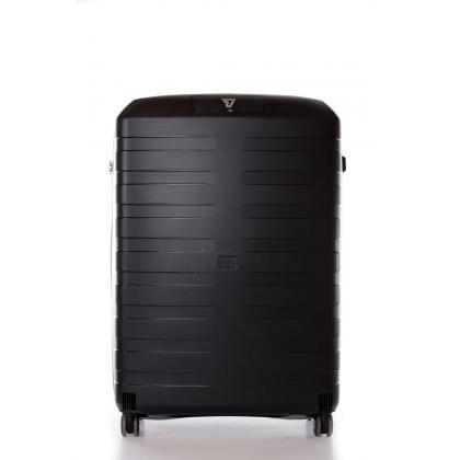 Roncato Box M Fekete-Szürke Unisex Keményfedeles bőrönd