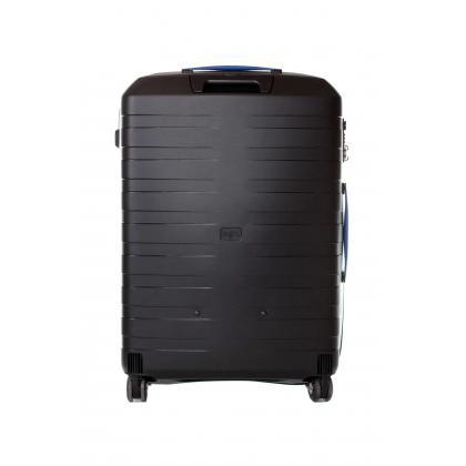 Roncato Box M Fekete Unisex Keményfedeles bőrönd
