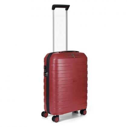 Roncato Box S Bordó Unisex Kabinbőrönd