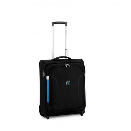 Roncato City Break 55 cm Fekete Kabinbőrönd