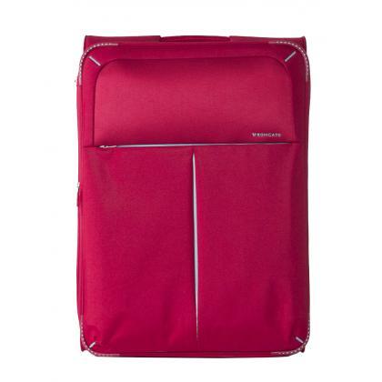 Roncato Cruiser L Piros Unisex Bőrönd
