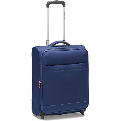 Roncato Hydra 2 Kerekes Kék Bővíthető Kabinbőrönd