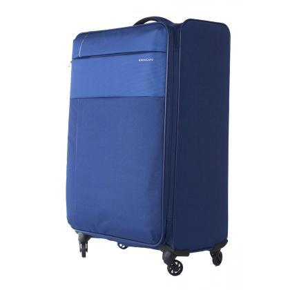 Roncato Infinity Kék Unisex Bőrönd