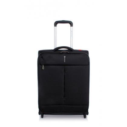 Roncato Ironik 2 Kerekes Fekete Kabinbőrönd