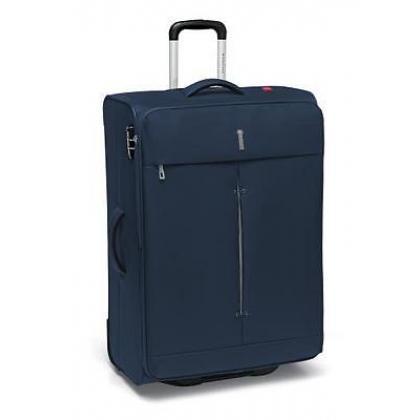 Roncato Ironik 68cm Kék Unisex Bőrönd