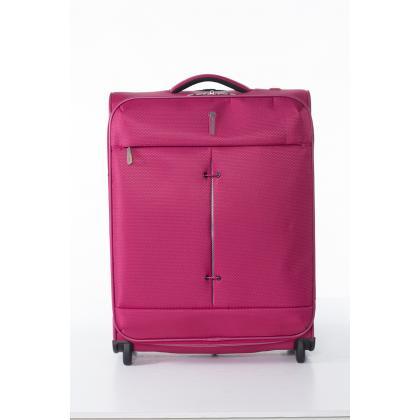 Roncato Ironik 2 Kerekes Rózsaszín Kabinbőrönd