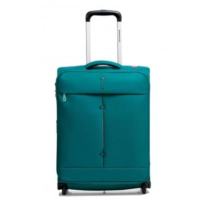 Roncato IRONIK S Zöld Unisex Kabinbőrönd