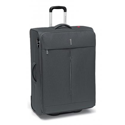 Roncato Ironik Szürke Unisex Puhafedeles bőrönd